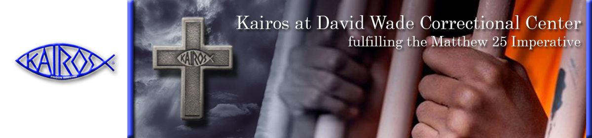 Kairos at David Wade Correctional Center